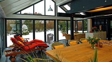 optimale temperatur und luftfeuchtigke im wintergarten. Black Bedroom Furniture Sets. Home Design Ideas